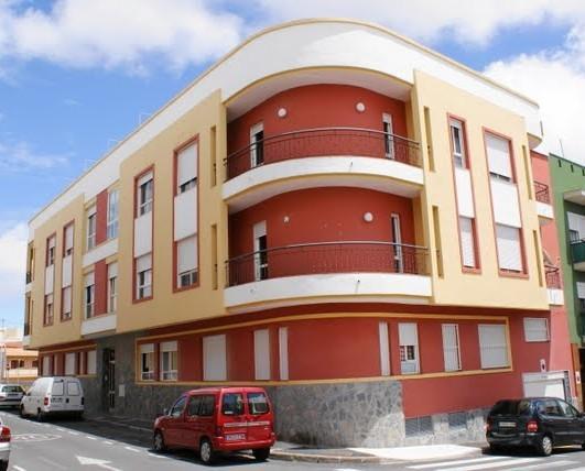 Edif 14 Viviendas. Edificio Las Islas con 14 Viviendas