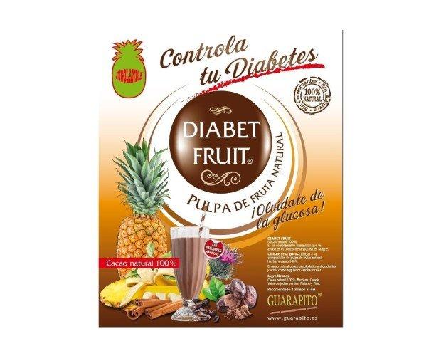 Diabet Fruit. Pulpa de Fruta Natural