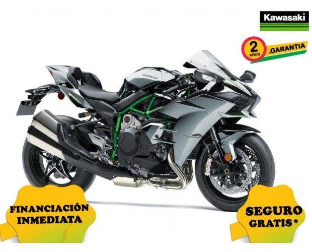 La Kawasaki Ninja. La encarnación de la pasión de Kawasaki, por la búsqueda de la excelencia técnica