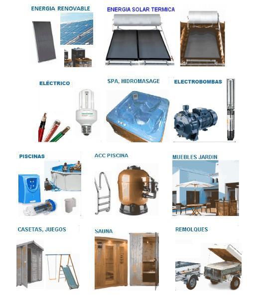 Instalaciones. Realizamos todo tipo de instalaciones