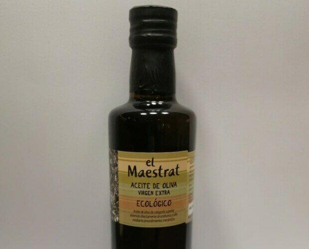 Aceite ecológico extra virgen. Aceite de oliva ecológico extra virgen.