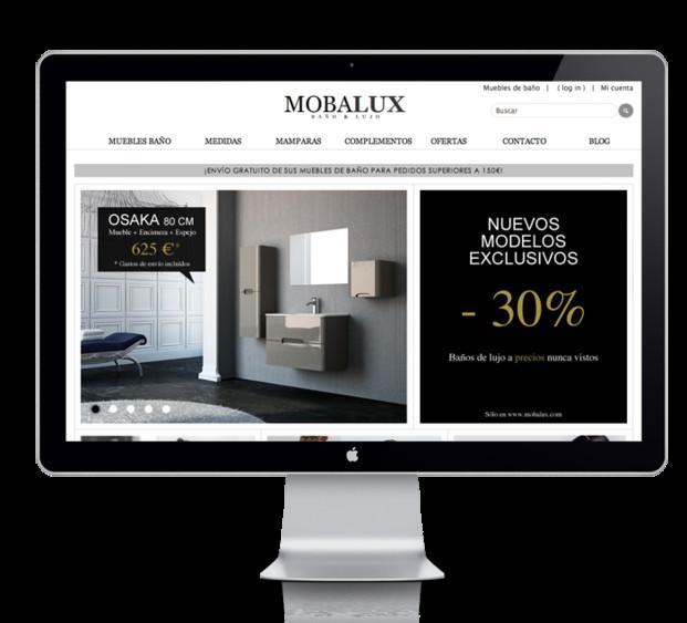 Soluciones de Comercio Electrónico.Proyecto propio Comercio online