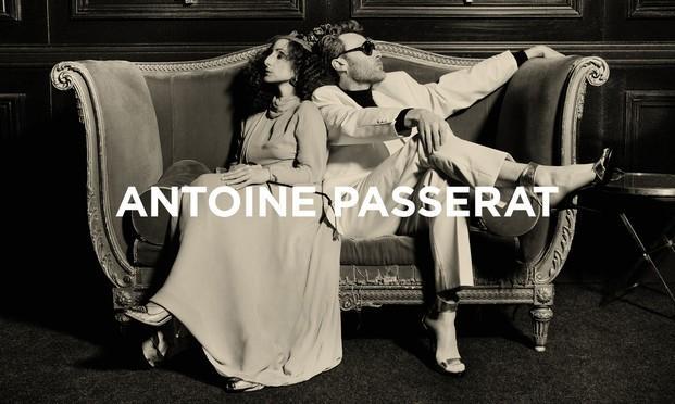 Diseño web. Proyecto web Antoine Passerat