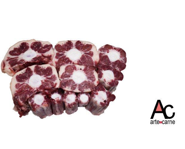 Rabo de ternera. Ideal para prepara uno de los platos más tradicional de la cocina española