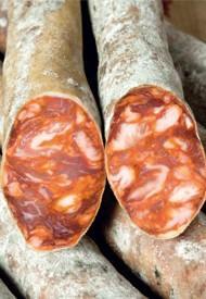 Proveedores de Embutidos. Chorizos, paletas,salchichones
