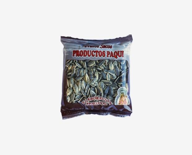 Pipas. Frutos secos elaborados artesanalmente