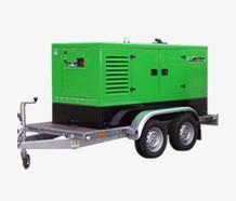 Generadores de Electricidad.Gama rental