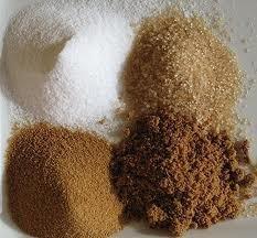 Proveedores azúcar. Distintos tipos de azúcar