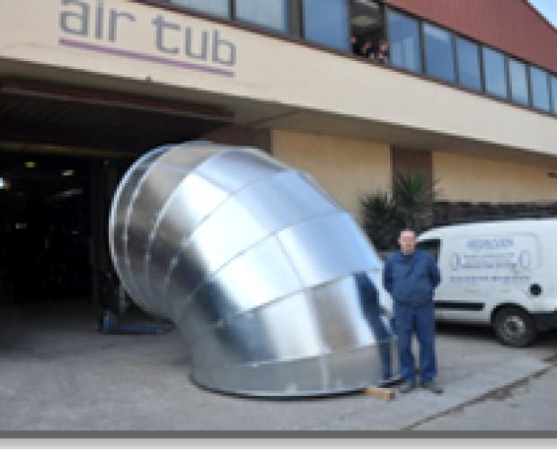 Accesorios para Tubería.Tenemos gran variedad de conductos fabricados en acero inoxidable