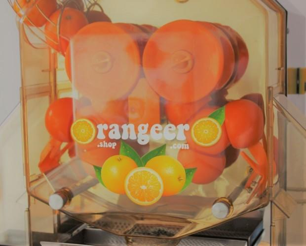 Exprimidores.Exprime hasta 40 naranjas por minuto