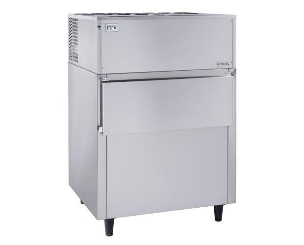 Máquina de hielo. Para tener hielo en tu negocio en todo momento