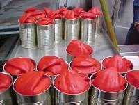 Pimientos asados en lata