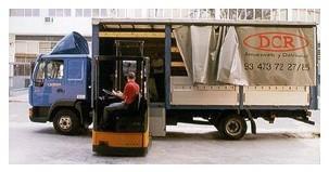 Descarga. Logística, Servicios de logística, Inventario