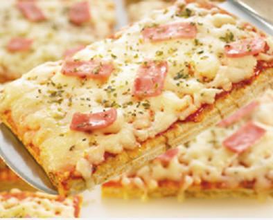 Pizzas Precocinadas.Deliciosas pizzas artesanas