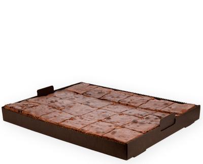 Brownie. El que no puede faltar en la mesa