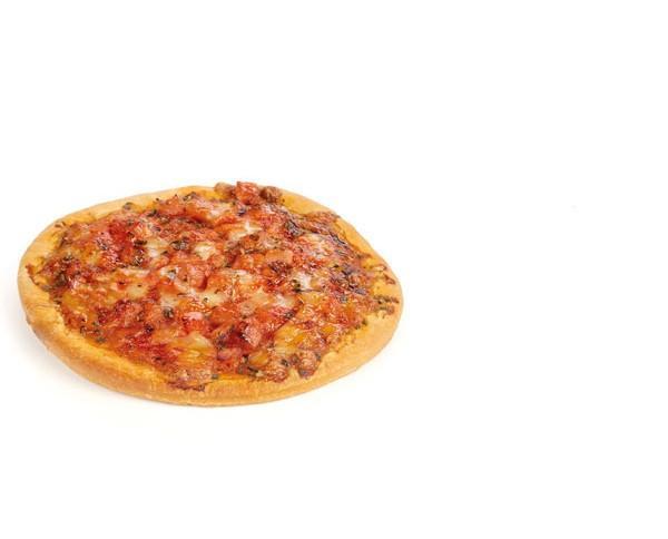 Pizza yorqueso. Pizza de 150 g.