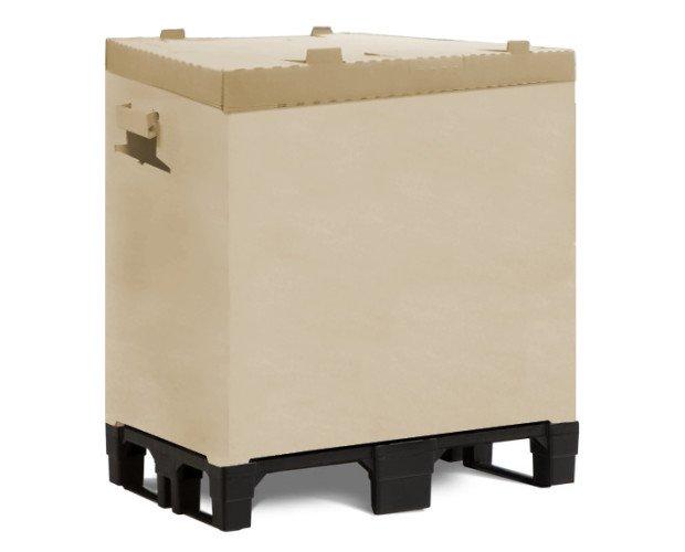 Cajas.Es el contenedor para productos agroalimenticios perfecto