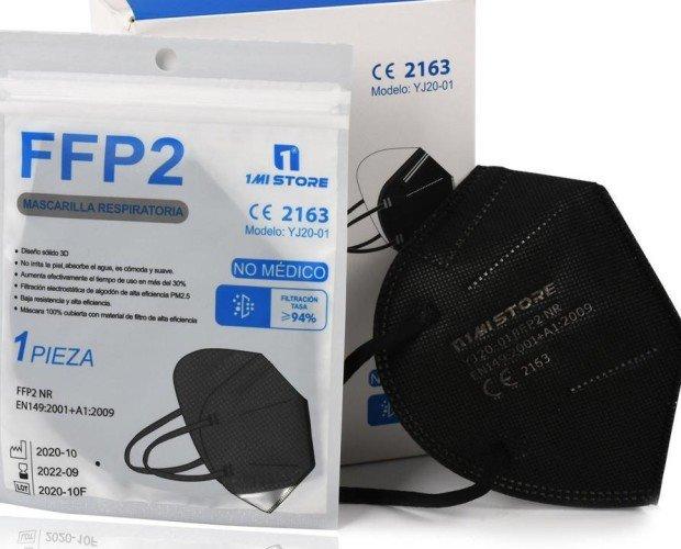 Mascarillas FFP2 Homologadas CE. Adaptadas a la nueva normativa FFP2 Marcado CE