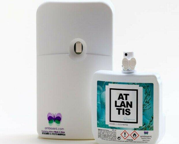 Difusor Ambipro. Difusor profesional para todo tipo de negocios. 14,99€ (IVA INCL.) Más de 50 aromas