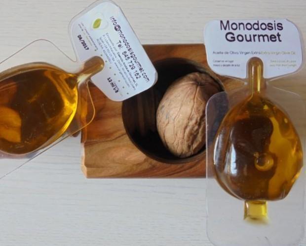 Monodosis gota 12ml. Monodosis con forma de gota de 12ml