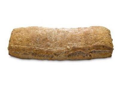 Pan de nuez. Pan congelado con 10% de nueces