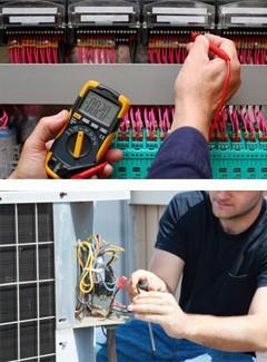 Instalaciones eléctricas. Instalación y reparación de sistemas