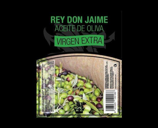 Aceite de Oliva Virgen Extra. Auténtico zumo de frutas 100% natural