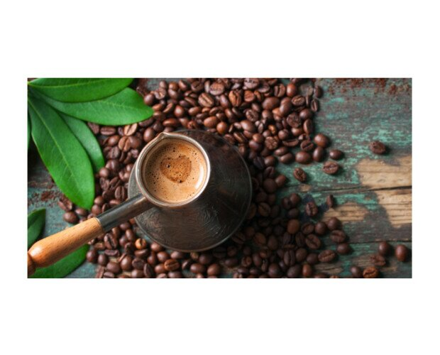 Café Verde.Café de gran calidad, el más puro de los descafeinados delmercado