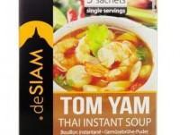 Sopa Tom Yam instantánea