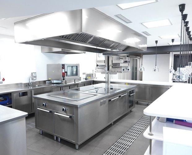 Cocinas industriales. Instalamos equipos de las mejores marcas