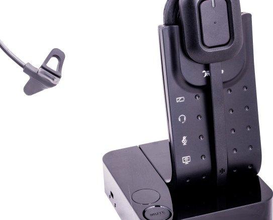 Auriculares DW779. Inlamabrico DECT para telefonos.
