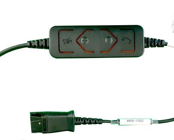 Adaptador USB DSU09M. Con Certificación oficial de Microsoft