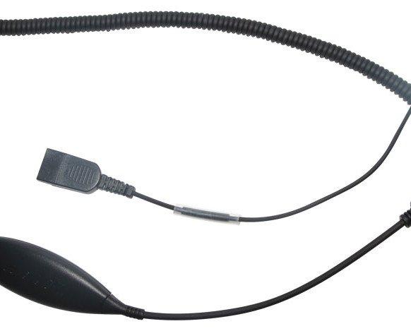 Adaptador USB DSUO8M. Proporciona una calidad de sonido nítido con un receptor de banda ancha