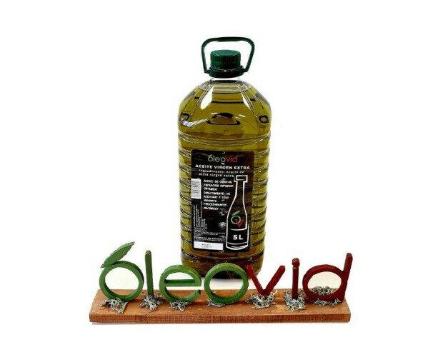 Aceite de Oliva Virgen Extra. Variedad picual con los matices excepcionales que aporta el olivar de montaña