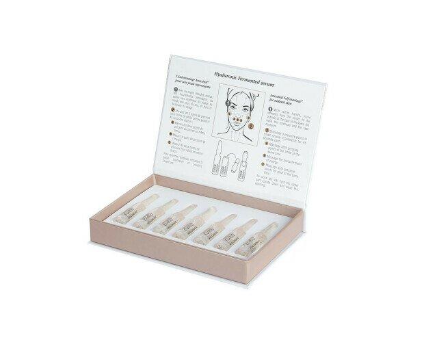 Ampollas Serum. Es el primer cuidado de la piel dedicado a la armonía cutánea