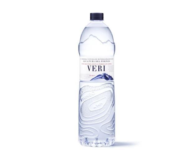 Agua Veri. Agua de los Pirineos