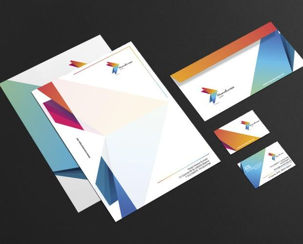Diseño Gráfico.Diseño de Papelería Corporativa.