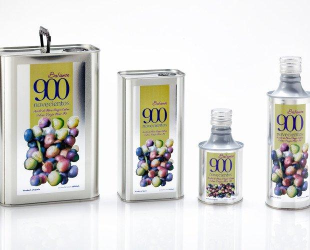 Aceite de oliva Bala. Aceite de oliva virgen extra coupage tres variedades