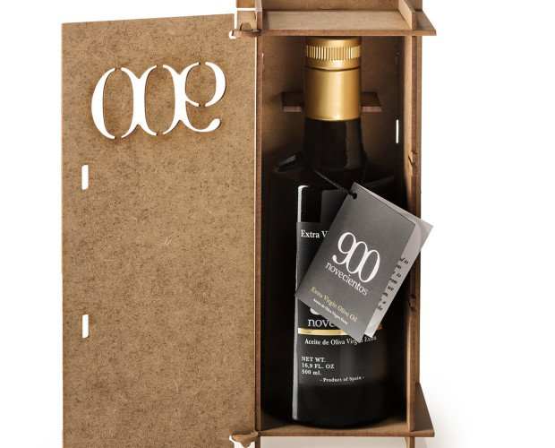 Caja madera 500. Caja de de madera 500 regalo 900 Top AOVE Gourmet