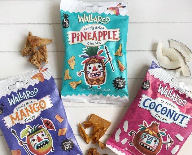 Wallaroo. Snacks de fruta deshidratada Wallaroo