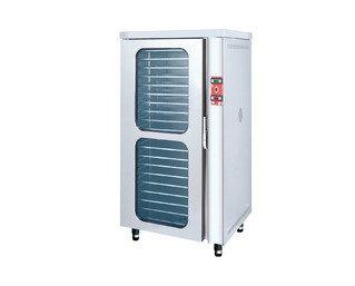 Armarios de Fermentación.Ventilado para mejor reparto del aire caliente