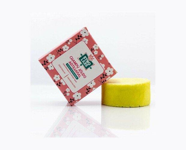 Productos Naturales para el Cuidado del Cabello. Champús Naturales. Ultra espumante y aroma extravagante