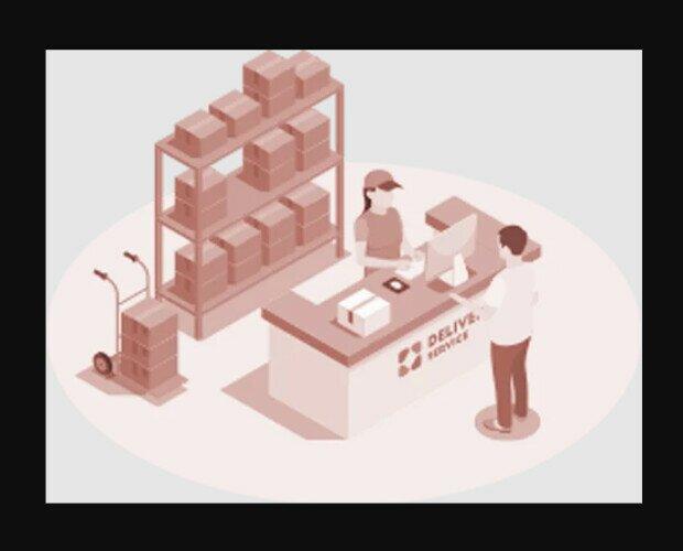 Logística para e-Commerce.Paga sólo por lo que tengas almacenado.