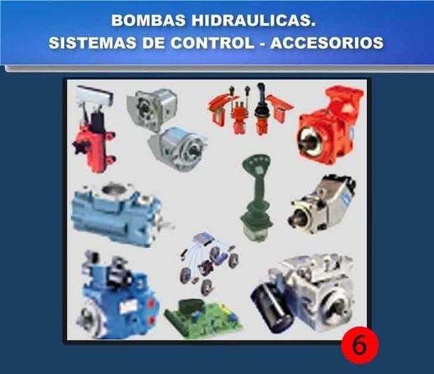 Bombas Hidráulicas. Reparación y venta