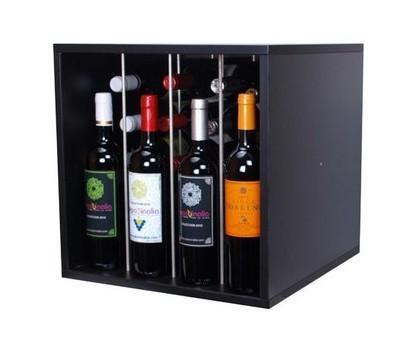Zona de vinos. Excelente lugar donde exponer los vinos