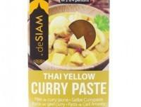 Proveedores Pasta de curry amarillo