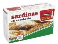 Proveedores Sardinas en Escabeche