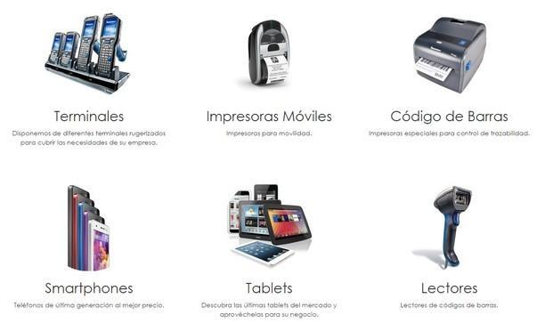 Hardware. Todo lo que necesita en hardware para su negocio