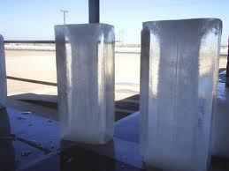 Hielo en Barra.Barra de hielo para enfriar rápidamente