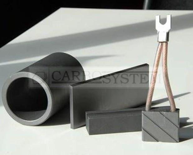 Productos de grafito. Escobilas eléctricas y productos de grafito